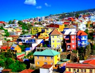 Day 2 - Santiago - Valparaiso
